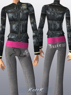 Подростковая брендовая одежда